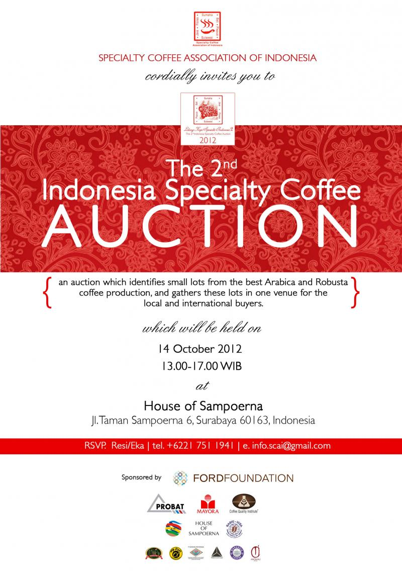 Indonesia Specialty Coffee Auction-2