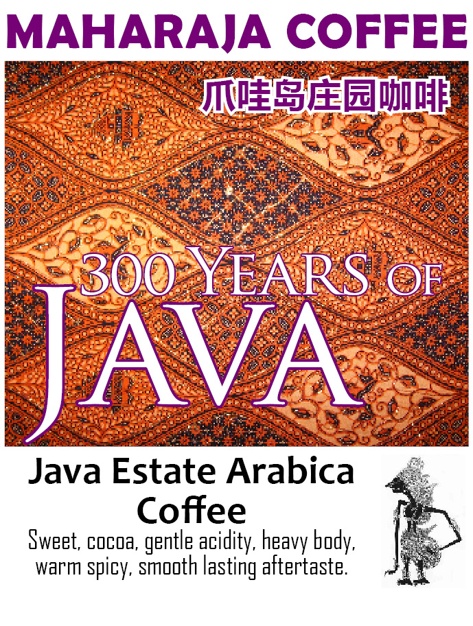 Java 300 years of