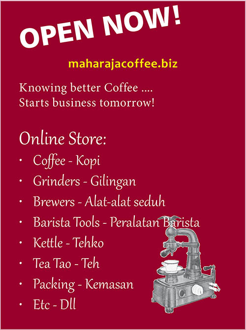maharajacoffee commerce site